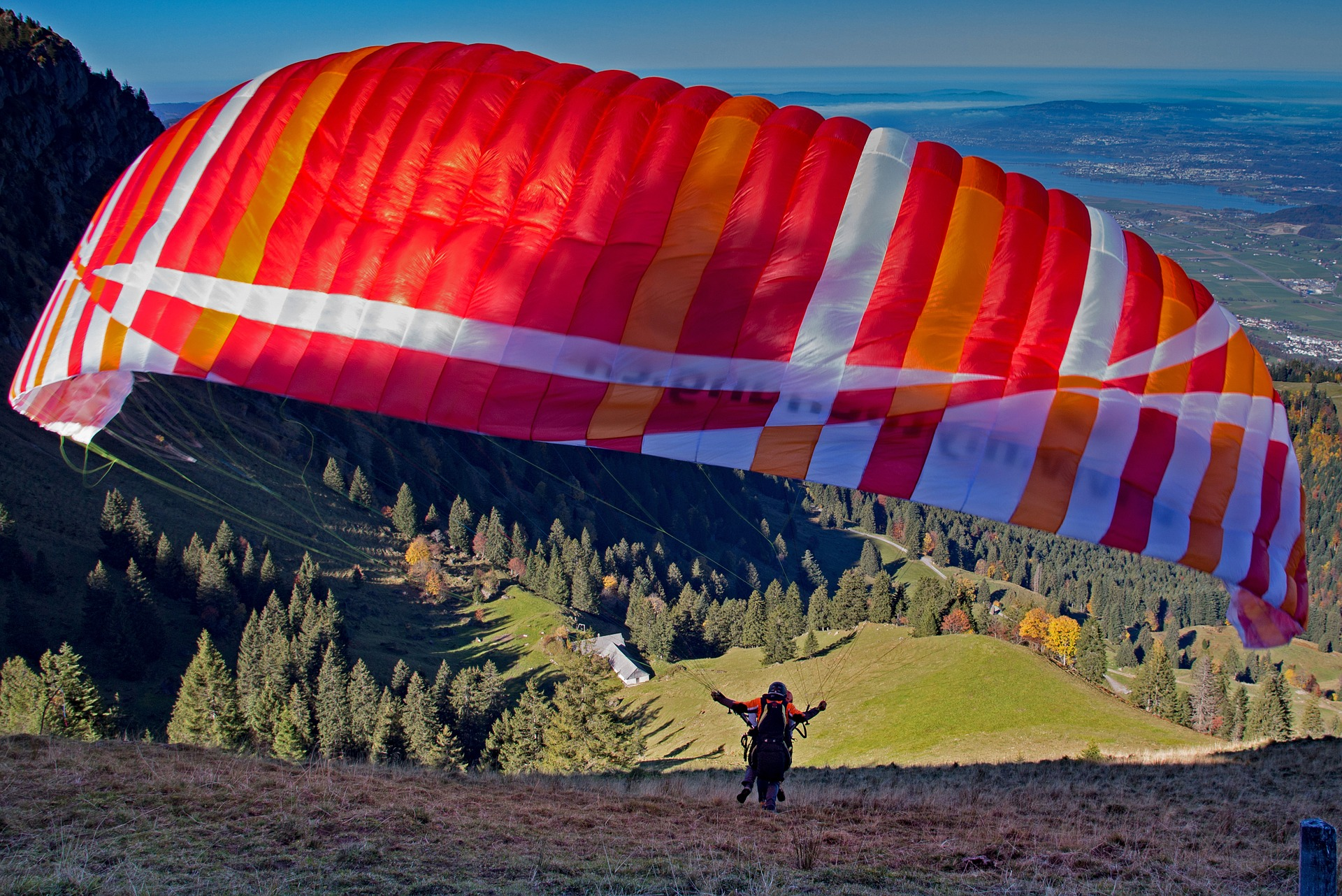 Paragliding Impuls November 2020