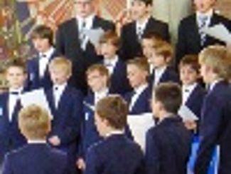 Benefizkonzert mit dem Nachwuchschor der Regensburger Domspatzen für Regens Wagner Holzhausen