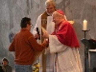 Herzlich willkommen Bischof Konrad Zdarsa!