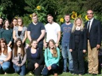 Neue Auszubildende bei Regens Wagner