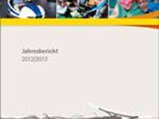 Jahresbericht 2012/2013 erschienen