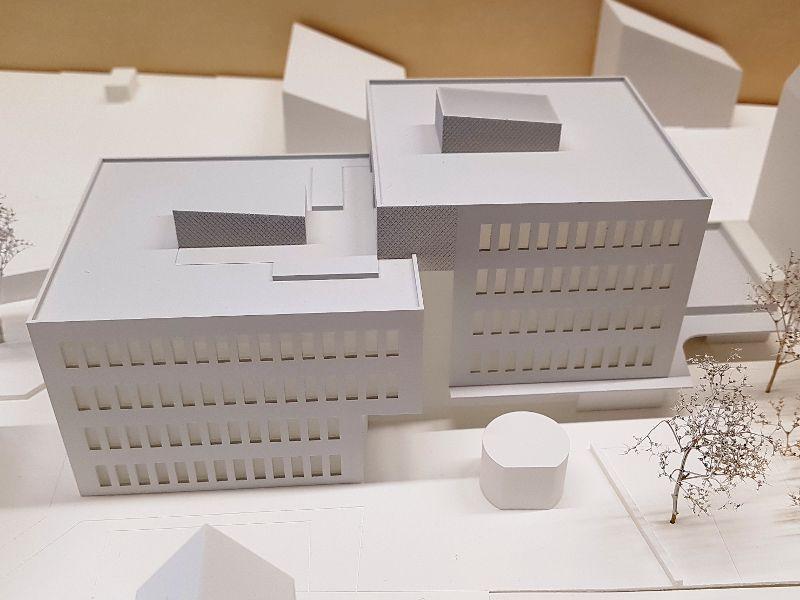 Neubau Direktionsgebäude