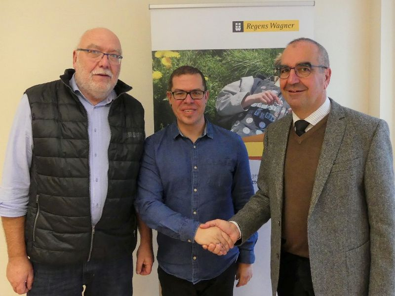 Neue stellvertretende Gesamtleitung für Regens Wagner Rottenbuch