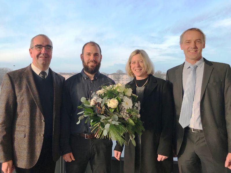 Neuer Regionalleiter für die Angebote von Regens Wagner in Augsburg