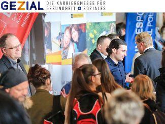 GEZIAL 2020 - Berufsbildungsmesse in Augsburg