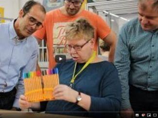Bistum Eichstätt veröffentlicht Video über Absberger Werkstätten