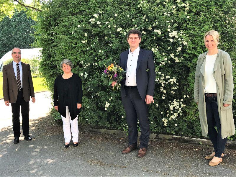 Neue Gesamtleitung für Regens Wagner Holzhausen