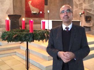 Weihnachtsbotschaft von Direktor Rainer Remmele