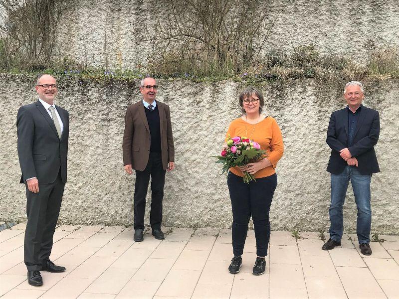 Neue stellvertrtende Gesamtleitung für Regens Wagner Holnstein vorgestellt